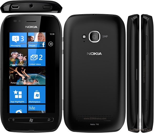 Nokia Lumia 710 (T-Mobile) Smartphone (#4077)??GOOD CONDITION??SEE ISSUES?? at Sears.com