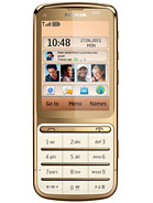 Nokia C3-01 Gold Edition MORE PICTURES