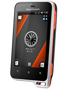 Sony Ericsson Xperia active MORE PICTURES