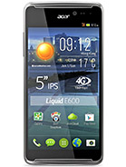 Acer Liquid E600 MORE PICTURES