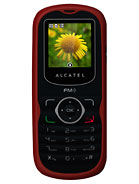Alcatel OT-305 MORE PICTURES