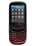 alcatel OT-980 MORE PICTURES