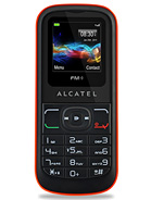 alcatel OT-306 MORE PICTURES