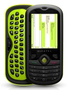 Alcatel OT-606 One Touch CHAT MORE PICTURES