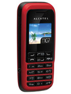 alcatel OT-S107 MORE PICTURES