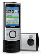 Nokia 6700 slide