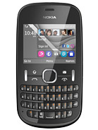 Nokia Asha 201 MORE PICTURES