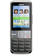 Nokia C5 5MP