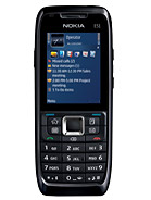 Nokia E51 camera-free