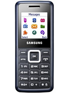 Samsung E1110 MORE PICTURES