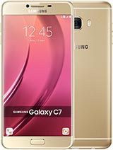 Samsung Galaxy C7 MORE PICTURES