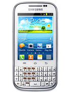 Samsung Galaxy Chat B5330 MORE PICTURES