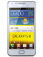 Samsung I9100G Galaxy S II