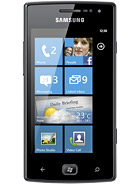 Samsung Omnia W I8350