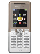 Sony Ericsson T270 MORE PICTURES