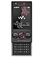 Sony Ericsson W715 MORE PICTURES