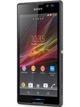 Sony Xperia C MORE PICTURES