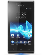 Sony Xperia J MORE PICTURES