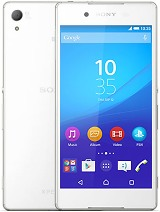 Sony Xperia Z4 MORE PICTURES