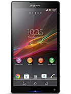 Sony Xperia ZL MORE PICTURES