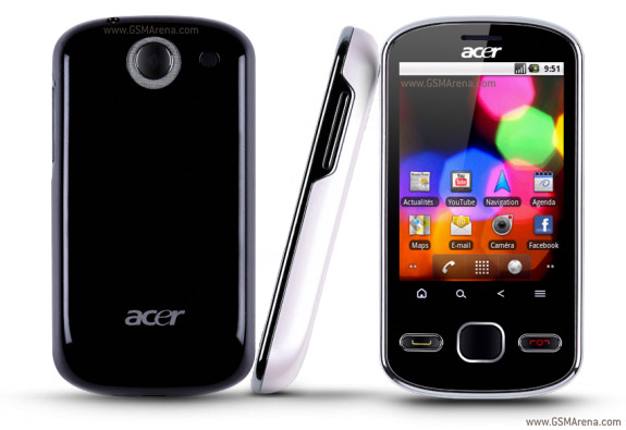 Acer beTouch E140