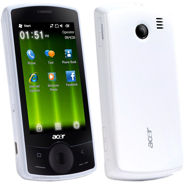 Acer beTouch E100