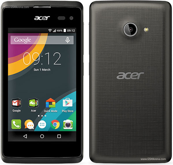 Acer Liquid Z220 Pictures Official Photos