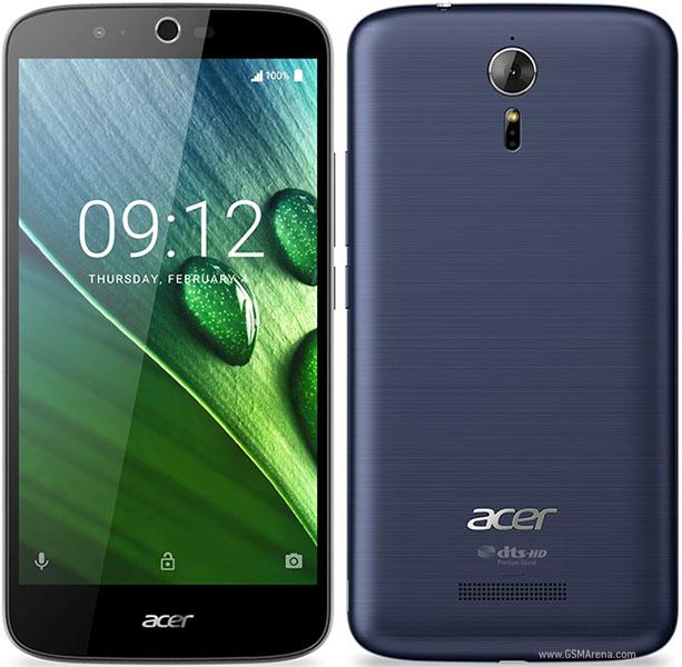 Acer Liquid Zest Plus Pictures Official Photos