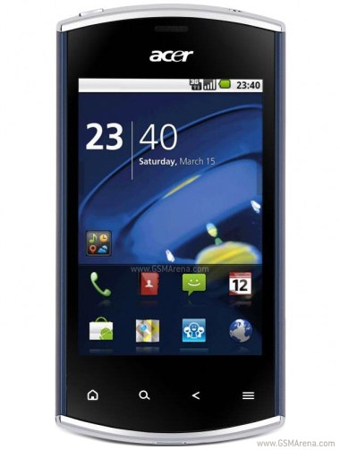 Acer Liquid mini E310 - Full phone specifications