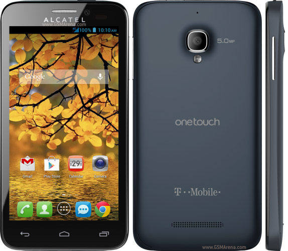 alcatel Fierce pictures, official photos