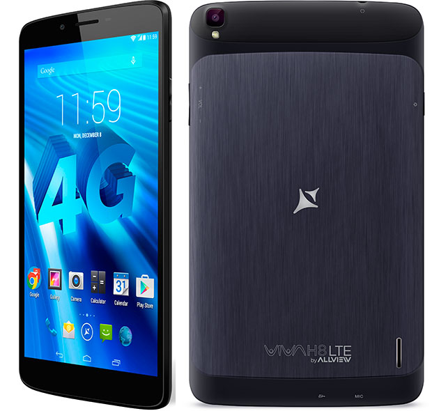 P: Allview Viva H8+ LTE 4G