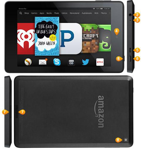 Amazon Fire HD 6