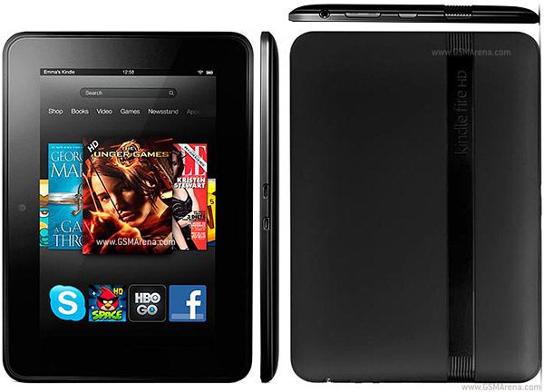 Amazon Kindle Fire Hd Pictures Official Photos