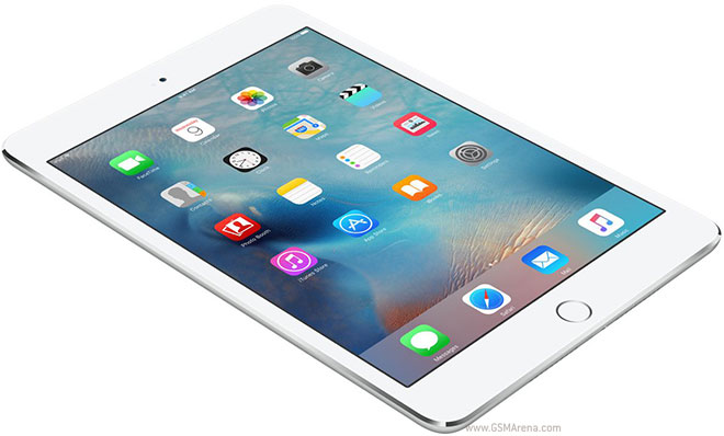 Apple iPad mini 4 pictures, official photos
