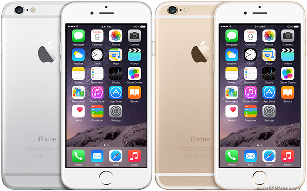 Experiment: Apple iPhone 6 Full Phone Specification