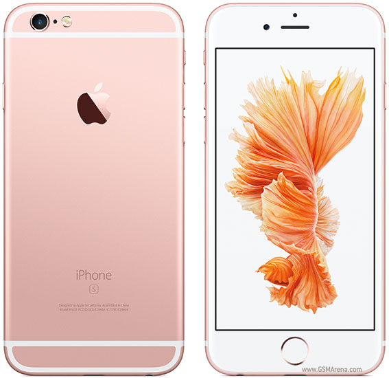 Gambar iPhone 6s dan 6s Plus