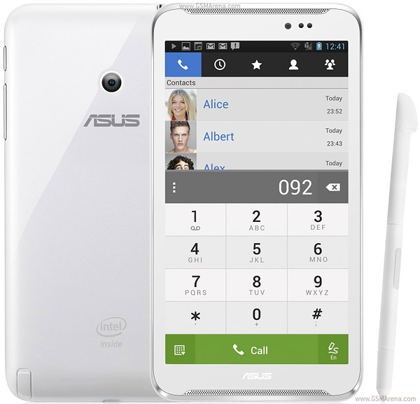 Asus Fonepad Note FHD6 - Full phone specifications