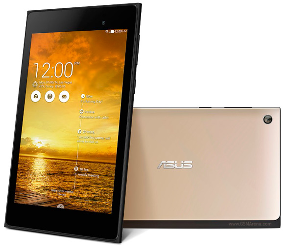 Asus Memo Pad 7 ME572CL pictures, official photos