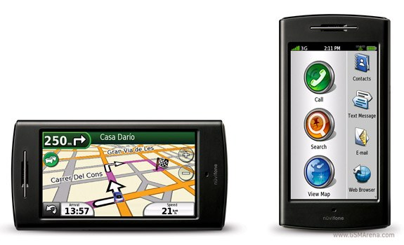 Garmin-Asus nuvifone G60