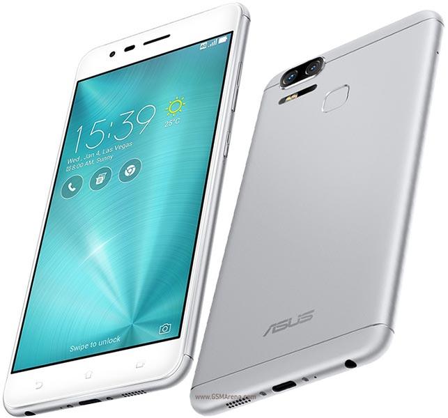 Asus Zenfone 3 Zoom ZE553KL Pictures Official Photos