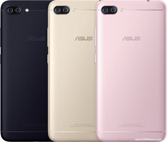 Asus Zenfone 4 Max ZC554KL pictures, official photos