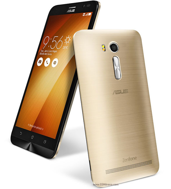 Asus Zenfone Go ZB551KL Pictures Official Photos