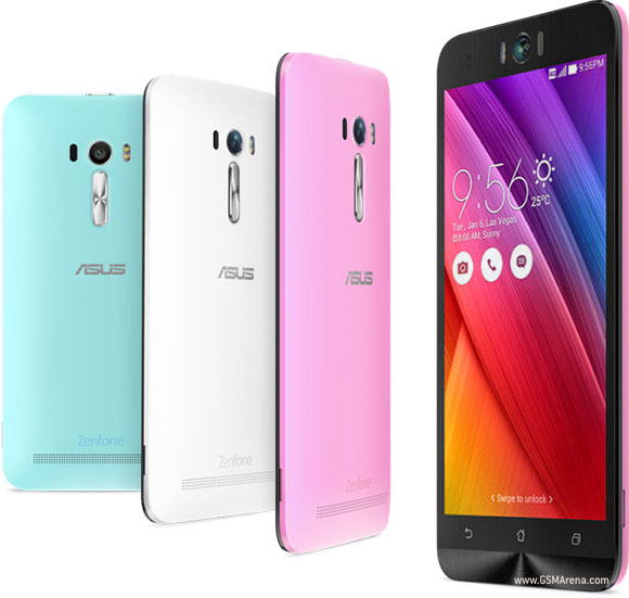 Asus Zenfone Selfie ZD551KL Pictures Official Photos