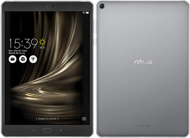 Asus Zenpad 3S 10 Z500M pictures, official photos