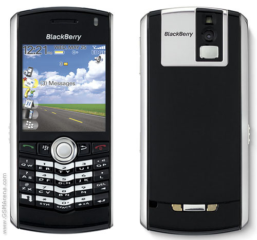 Rapido Blackberry 8100