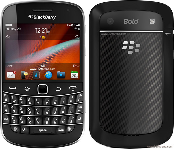 BlackBerry Bold Touch 9900 pictures