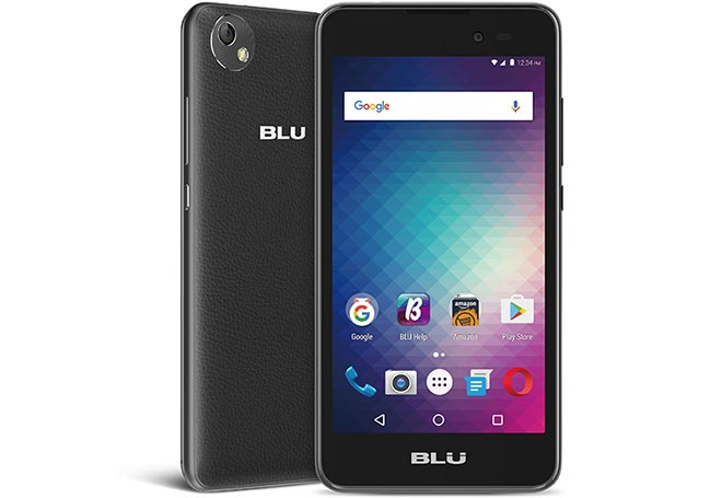 Blu dash 5.5 user manual