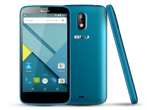BLU Studio G pictures, official photos