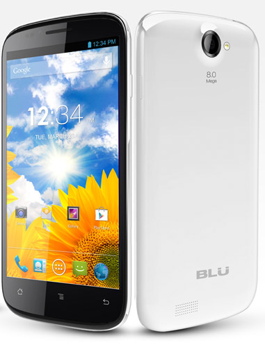 BLU Studio 5.3 S pictures, official photos