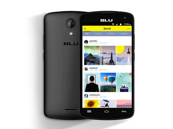 BLU Studio X8 HD pictures, official photos